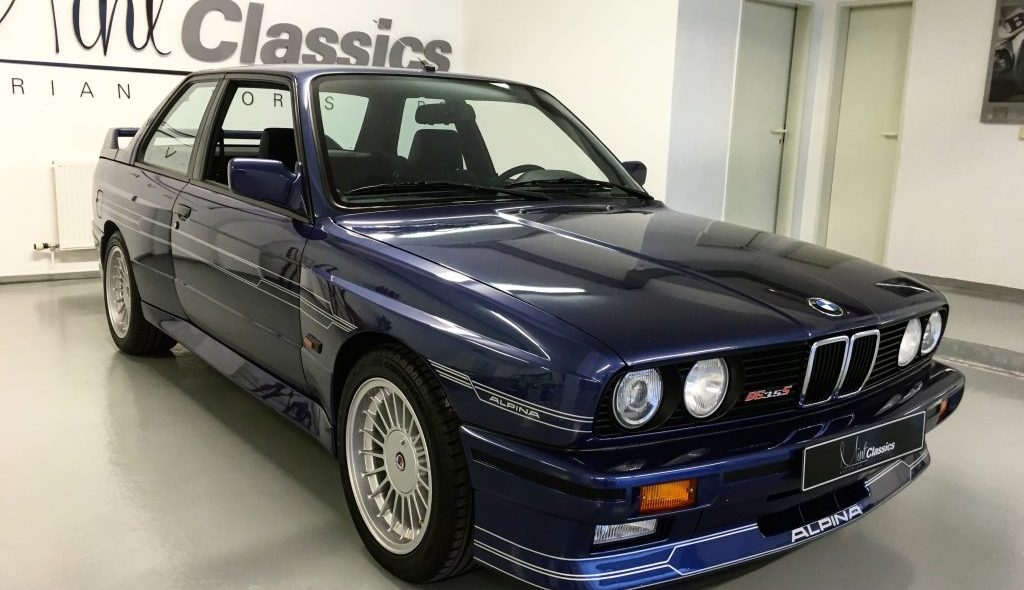 Alpina B6 3 5s The Ultimate Bmw E30 M3 Car Fan Blog